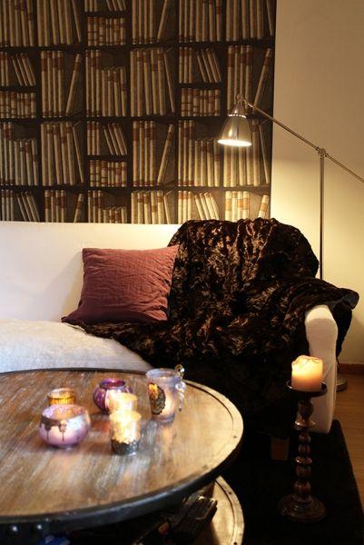 Monimo HOME Blanket Brown/Black L 57,1 x 51,2 in (145 x 130 cm)