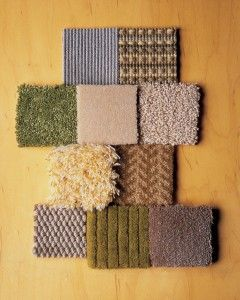 Here are some things to know about different types of carpet. Berber is my favourite type of carpet, it is very durable!