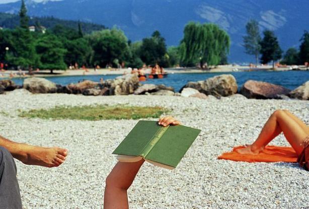 ITALY—Lake Garda, 1999.  © Martin Parr / Magnum Photos