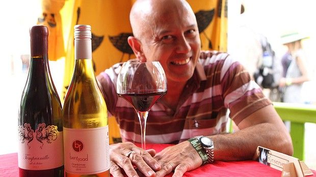 Peace, Love and Cabernet.  Wine at Woodford via @Brisbane Times