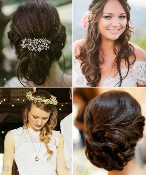 modern hair styles for 77 best wedding hairstyles images on bridal 3654