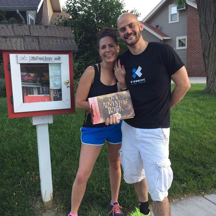 Best little free library images on pinterest