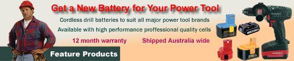 Repair a Dewalt DW9094 Power Tool Battery Instructions