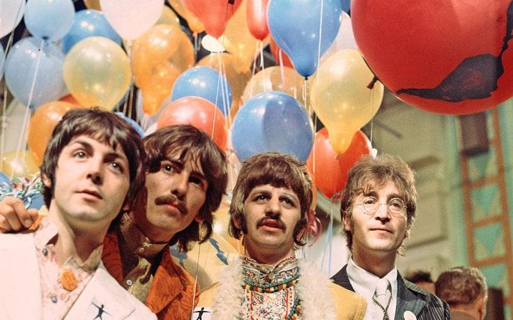 The Beatles UK number ones