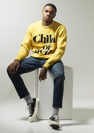 Vince Staples: 'I started gangbanging because I wanted to kill people'