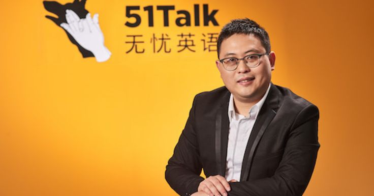 How Jack Huang, CEO of 51Talk, Launched the Largest Online English Learning Company in the World