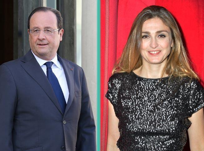 François Hollande en colère après les révélations sur une liaison avec Julie Gayet  - Voici