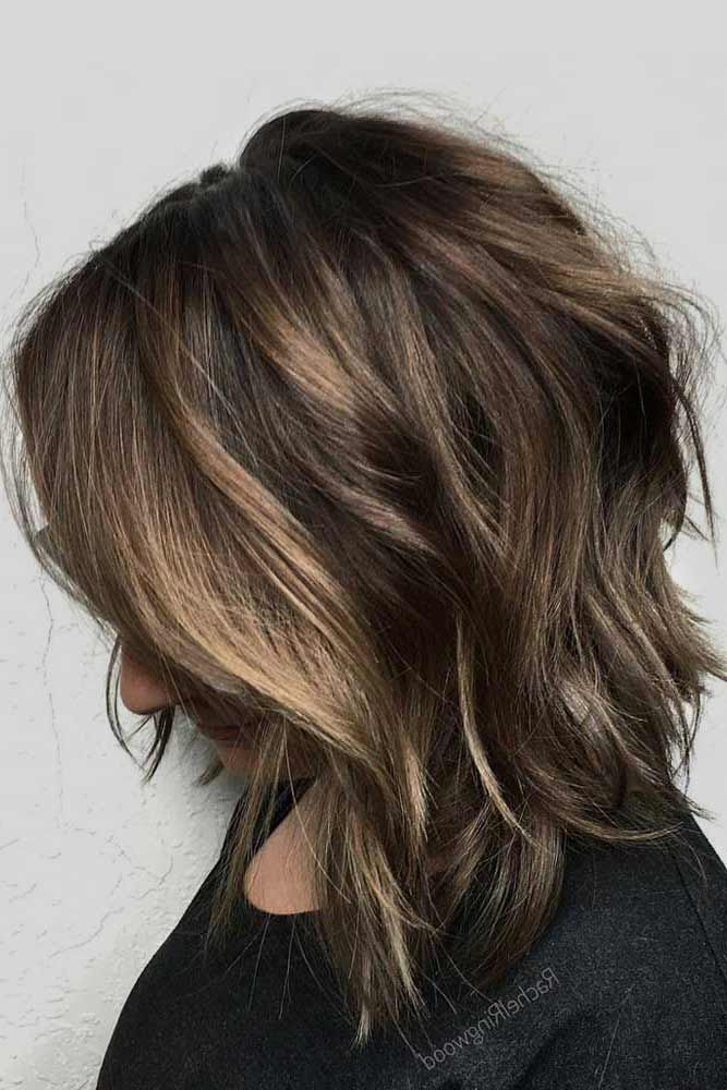 hair styles for feather cut best 25 shoulder length hairstyles ideas on 6873 | 3654f117a7b598b5476231c6db6873d7