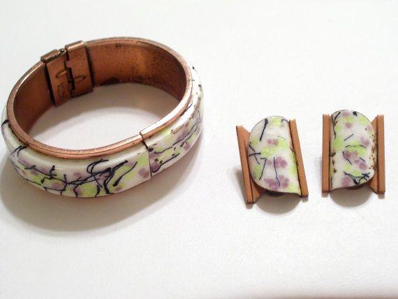 Ahhh.. Matisse copper jewelry