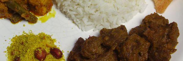 Rendang daging sapi - Kokkie Slomo - Indische recepten