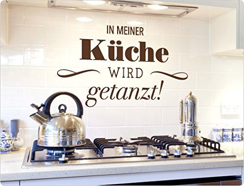 8 best Kitchen, Dining and or Bar Decals images on Pinterest - küchen wandtattoo sprüche