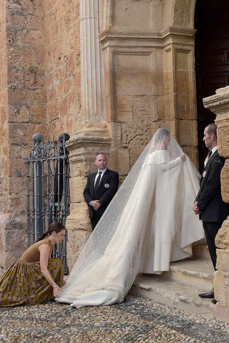 boda de Alejandro Santo Domingo y Lady Charlotte Wellesley DL_u308007_147