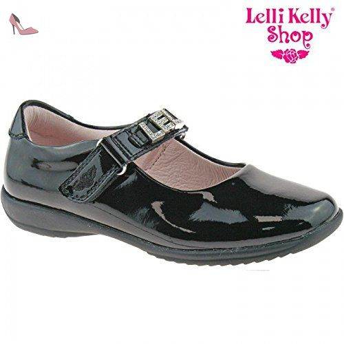 Chaussures Lelli Kelly noires fille ciHqFyJD