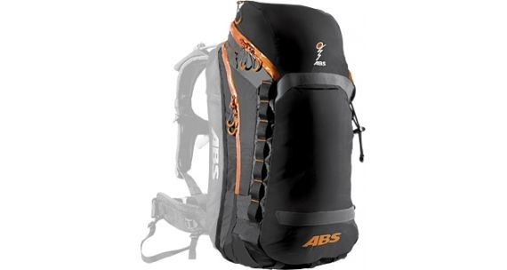 ABS Vario Zip-On 30 (2013/2014) Black/Orange