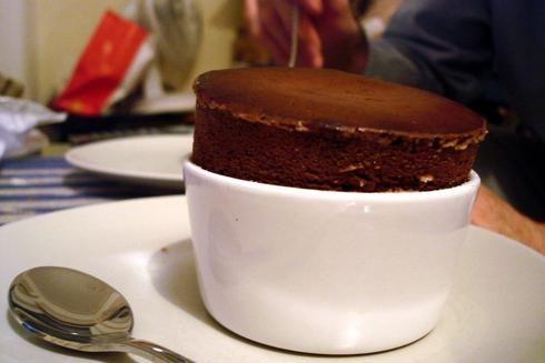 DIETA DUKANA. Przepis na deser: czekoladowy suflet