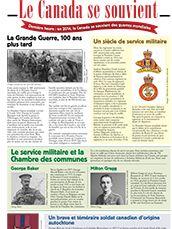 Ressources d'apprentissage - Le jour du Souvenir - Comment s'impliquer - Commémoration - Anciens Combattants Canada