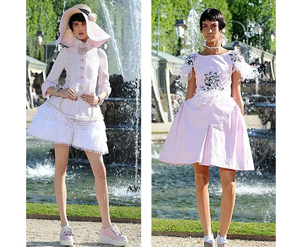 Chanel 2013 Cruise Collection - 18th Century Inspiration - Really awesome!