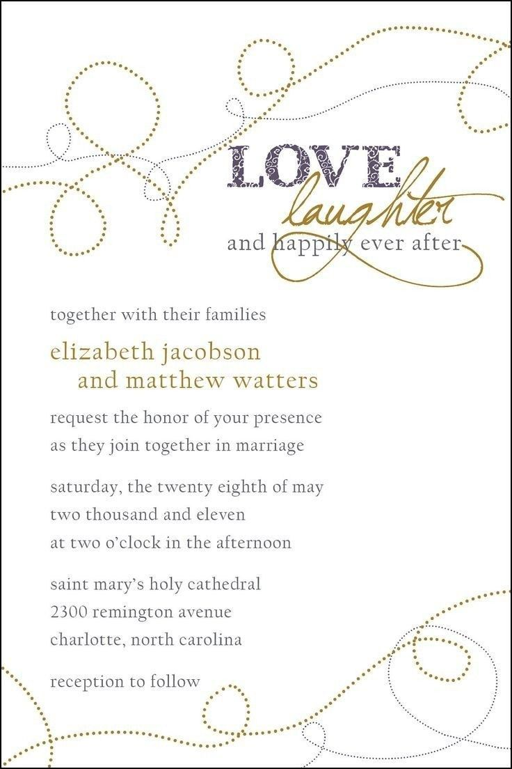 32 Excellent Image Of Wedding Invitations Sayings Sageofcon Com Wedding Invitation Quotes Wedding Invitation Wording Examples Create Wedding Invitations