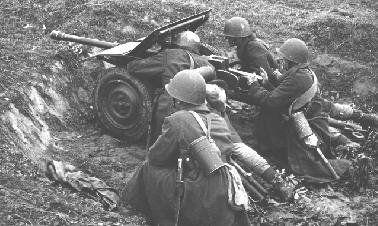 Polish  Army 37mm AT gun, pin by Paolo Marzioli