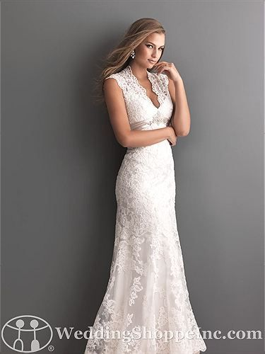 Order an Allure Romance 2619 Bridal Gown at The Wedding Shoppe today