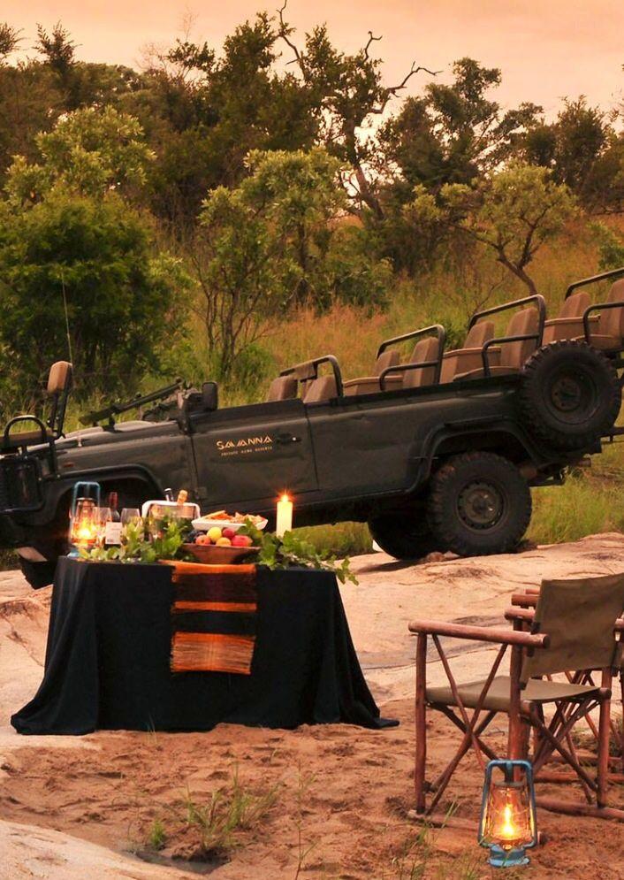Savanna Game Lodge - Sabi Sand Game Reserve, South Africa