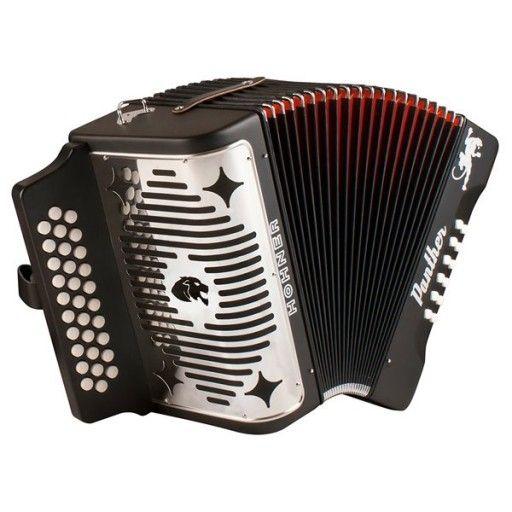 #hohner #panther #accordion