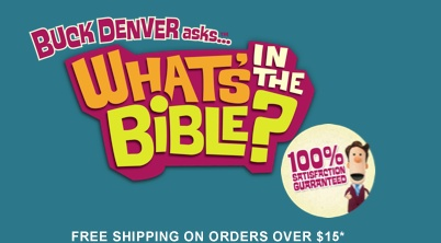 Whats in the Bible ~ DVD's 1-7 (a must have!). My boys LOVE these videos.