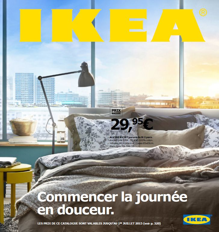 Charmant Ikea Catalogue En Ligne France #1: Catalogue IKEA 2015 : Un Monde Se Réveille