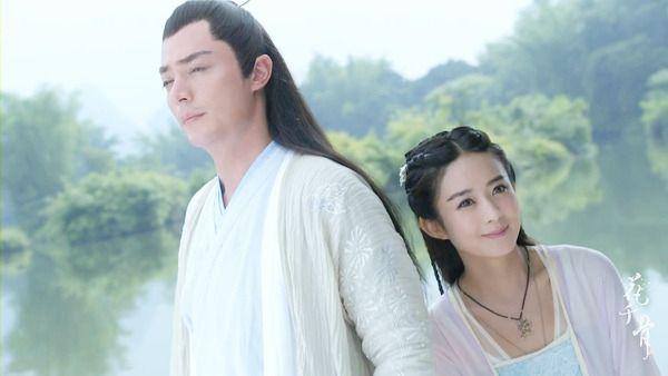 Hua qian gu- the journey of flower-thousand bones flower-hua qian gu and bai zi hua on a trip to li lian Cast: zhao li ying (Zanilla Zhao) and wallace huo