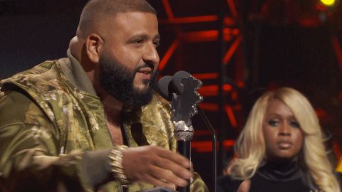 New party member! Tags: bet dj khaled hip hop awards 2016 im just being me
