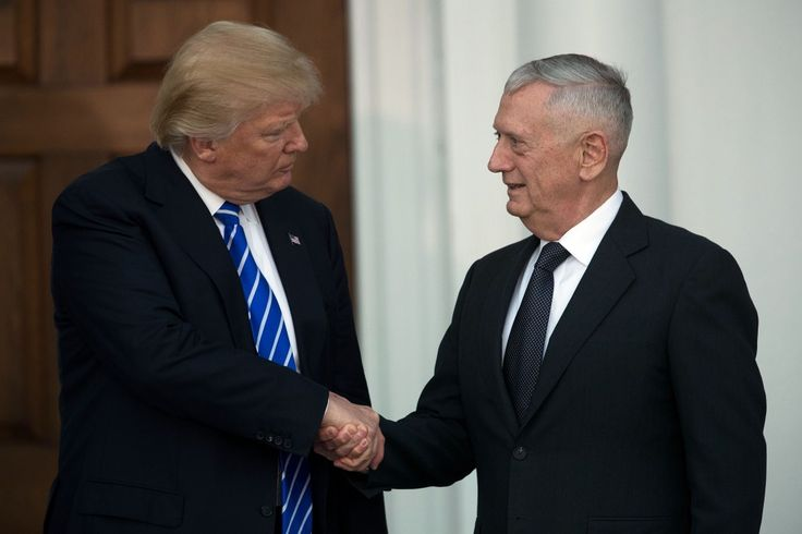 The Law Says a Civilian Must Run the Pentagon. Does Gen. Mattis Deserve an Exception?
