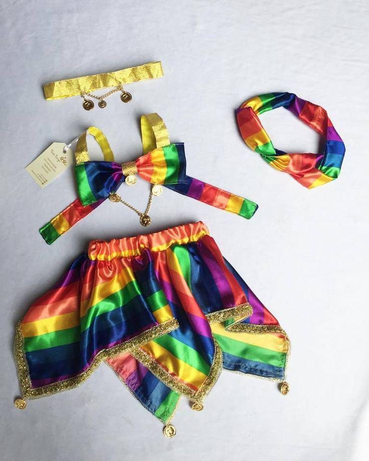 Ciganinha, com essa fantasia de cigana colorida, sua filha, neta, afilhada, sobrinha...vai ficar muito linda ! Encomendas pelo nosso facebook.