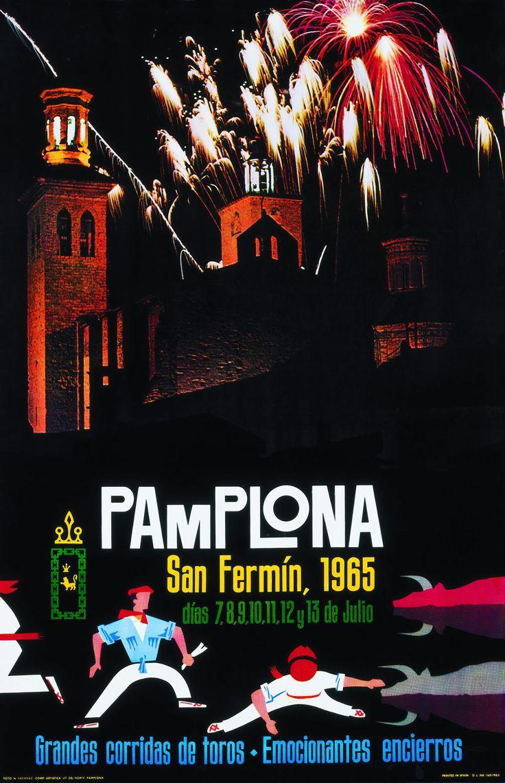 San Fermín 1965 Nicolás Ardanaz