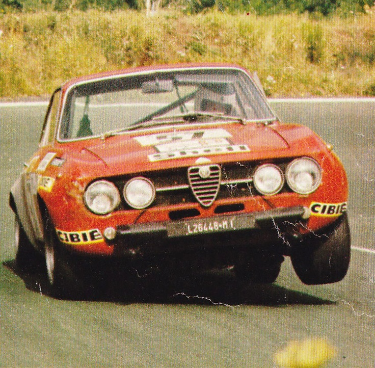 61 Best Images About Alfa GTAm On Pinterest