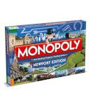 Monopoly - Newport Edition 022842 Explore all that Newport has to offer when you take a trip round the citys very own Monopoly board! See how the city, once known only for its coal exports, has changed over the years and join your fri http://www.MightGet.com/january-2017-11/monopoly--newport-edition-022842.asp
