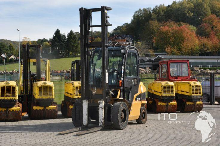 Gabelstapler CAT Caterpillar GP35N Bj 2006 » Baumaschinen http://www.ito-germany.de/baumaschinen/angebote/baugeraete-kaufen-verkaufen/gabelstapler-cat-caterpillar-gp35n-gebraucht-2/ #gabelstapler #cat #caterpillar #catauction #ironplanet #baumaschinen #versteigerung #auktion #forklift #rbauction #bilder #images #kenki #tb #maschinen #lautertal