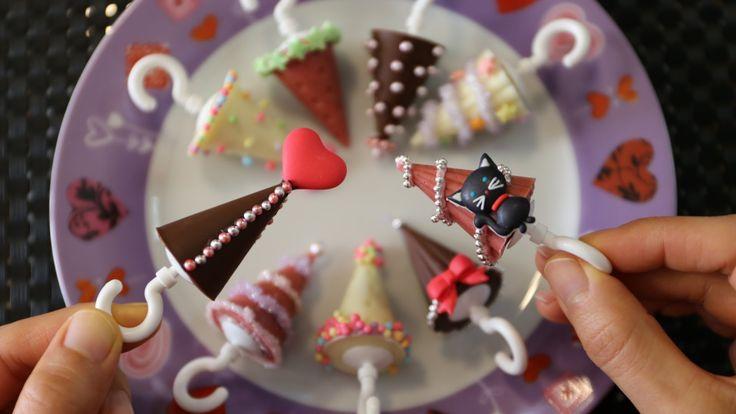 Umbrella Chocolates ~パラソルチョコ