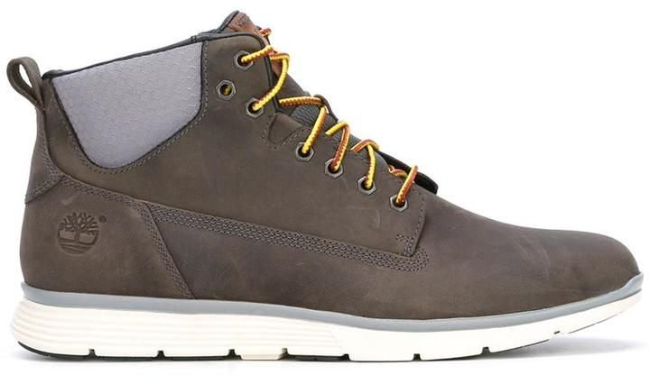 Timberland lace-up ankle boots