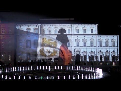 Projection Mapping - La Reggia di Diana - Venaria Reale Torino