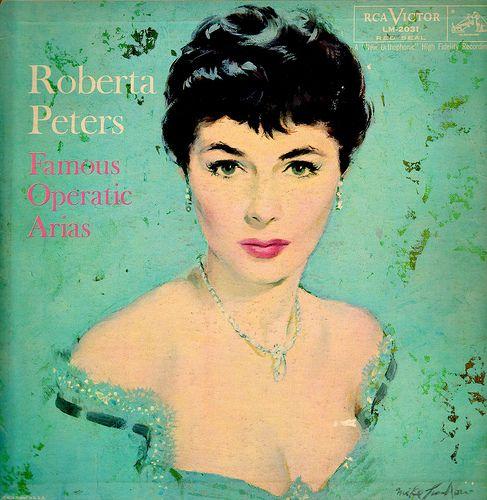 Resultado de imagen para Roberta Peters Met on demand