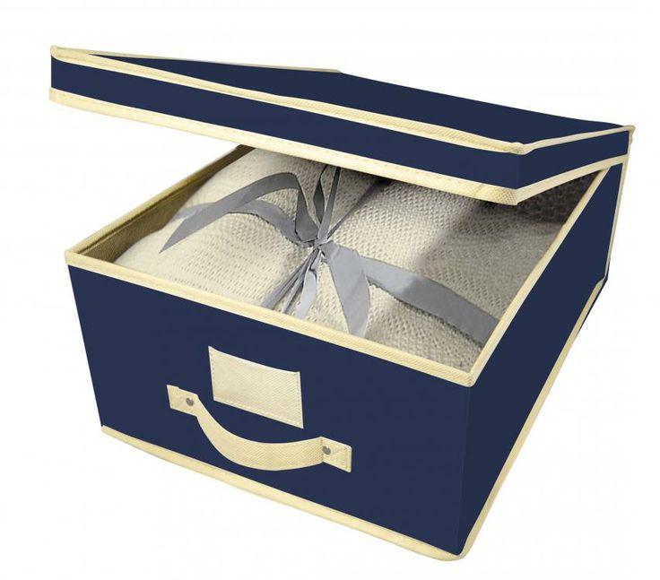Oltre 25 fantastiche idee su scatole di tessuto su - Scatole porta indumenti ...