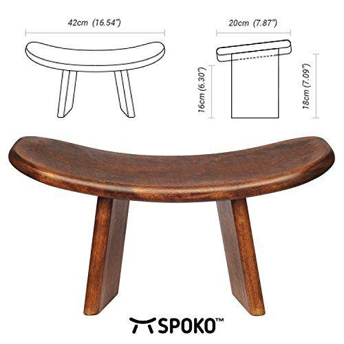 SPOKO Meditation Bench, The Original Kneeling Stool