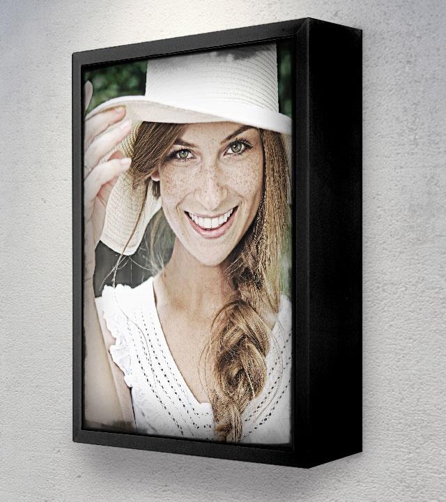Frame 12x16 Black
