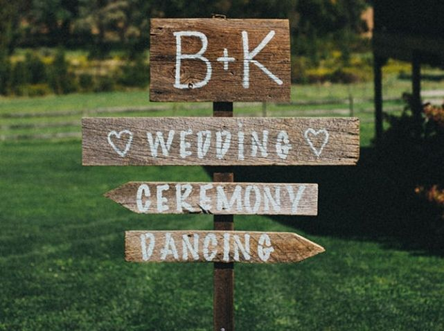 #mariage #champetre #campagne #idee #deco