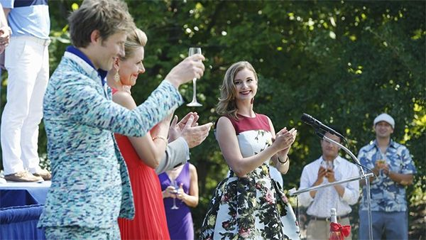 Revenge Season 4 Premiere Review: The More Things Change, the More they Stay the Same - Yahoo TV