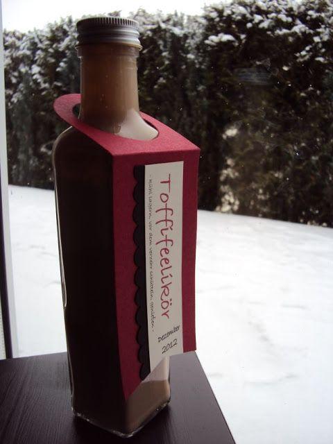 made with love by kme: Kulinarische Weihnachtsgeschenke (1)