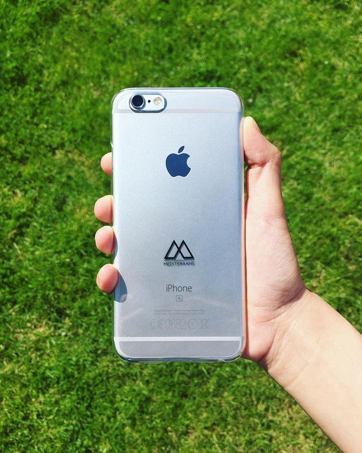 Te va lo minimalista extremo? Pues te presentamos la nueva carcasa transparente para tu iPhone 6/6S disponible a partir de hoy con oferta de lanzamiento!  www.mediterrans.com
