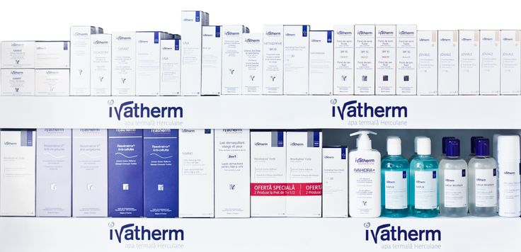 #ivatherm #herculanethermalwater #treatment #dermatology #sensitiveskin