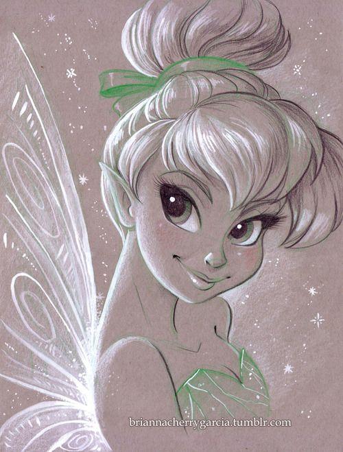 Tinkerbell by Brianna Cherry Garcia