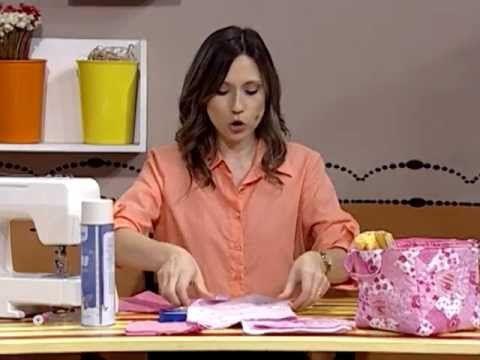 Como hacer cojín de Patchwork para el día de la Madre. - YouTube